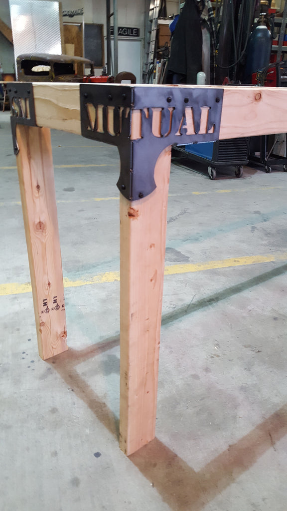 2x4 Table Brackets