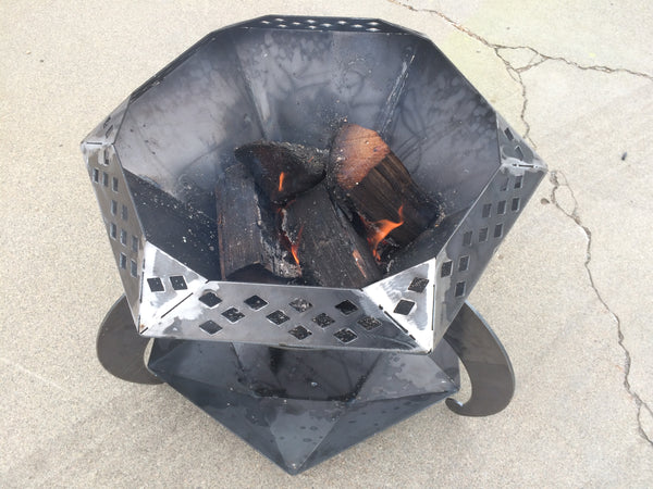 Diamond Firepit