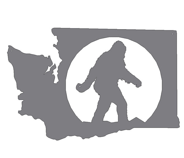 Washington - Sasquatch Country!