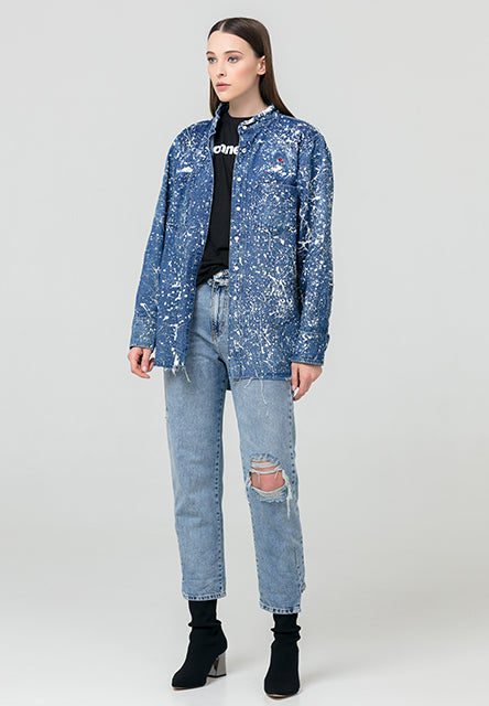 GALACTICA denim shirt