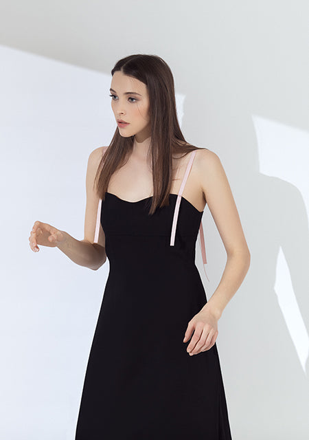PADUA dress in black