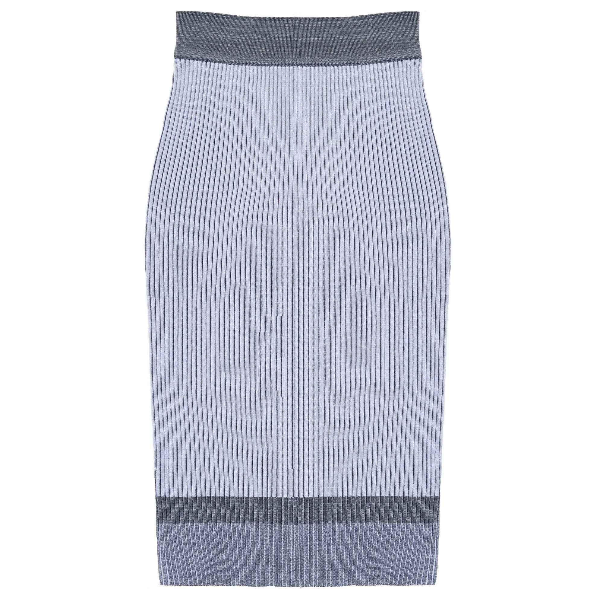 DUA skirt in grey