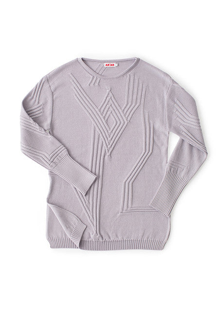 ETERNA sweater in grey