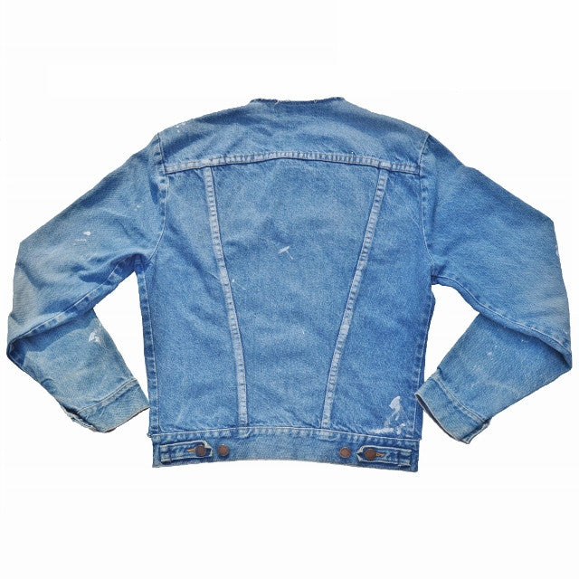 LA FORTUNA denim jacket