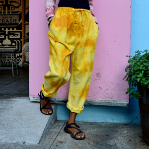 Tie-Dye Basics RElaxed Fit Pants