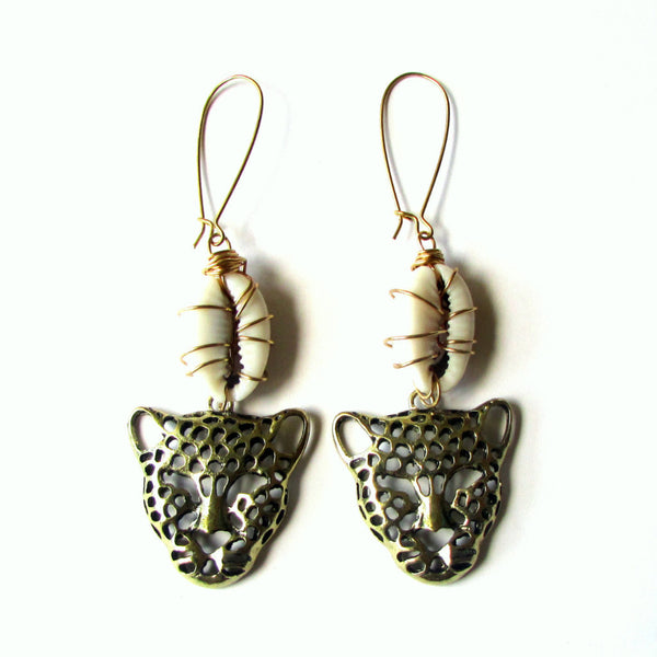 Wylde dangle earrings