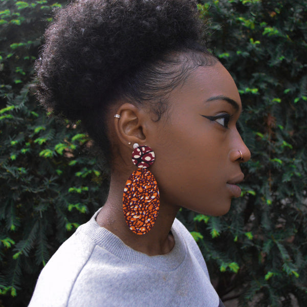 PoP post Earrings
