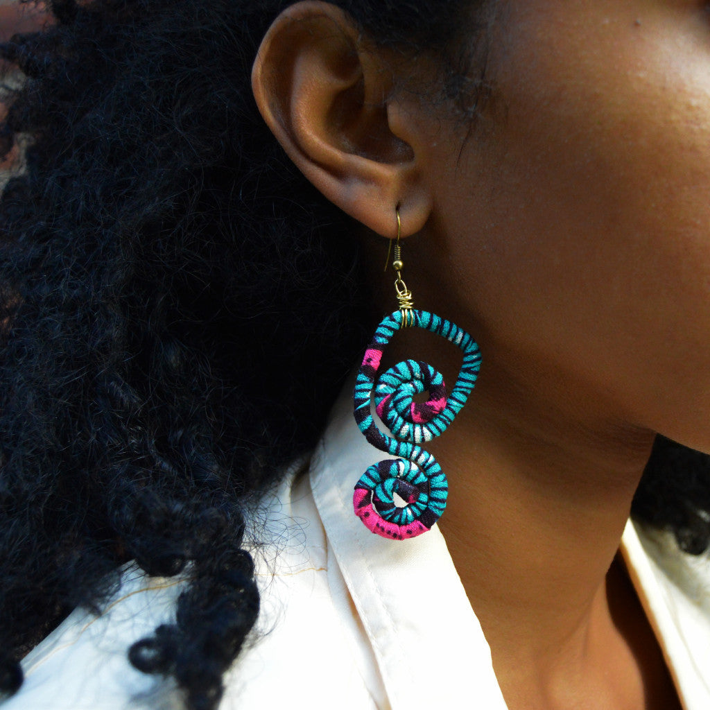 Grind dangle Earrings