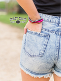 Crazy-Train-Shoreline-Shorts|All That Sparkles Boutique