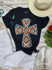 Rejoice-in-the-Lord-Cross-Tee|All That Sparkles Boutique