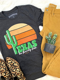 Texas-friendly-state-tshirt | All that Sparkles Boutique