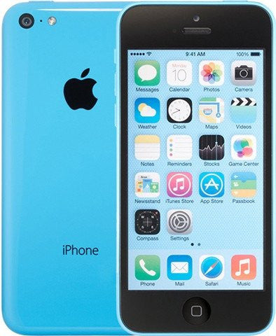 APPLE IPHONE 5C 16GB C GRADE (BLUE)