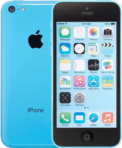 APPLE IPHONE 5C 16GB A GRADE (BLUE)