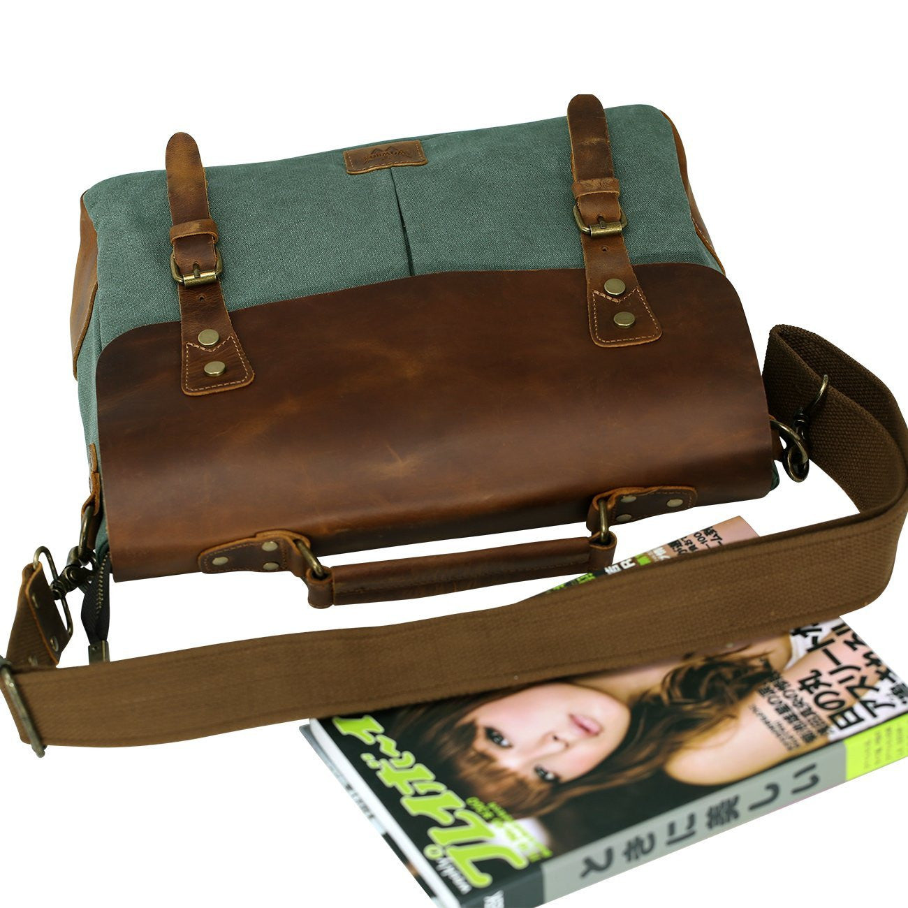 Messenger Bag Men Satchel for men and women 13