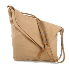 Canvas Bag Shoulder Bag Messenger Bag 13'' laptop IPAD Bag 6631 - icambag