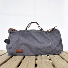 Compact Men's Large Good Leisure Travel Bag  00193 - icambag
