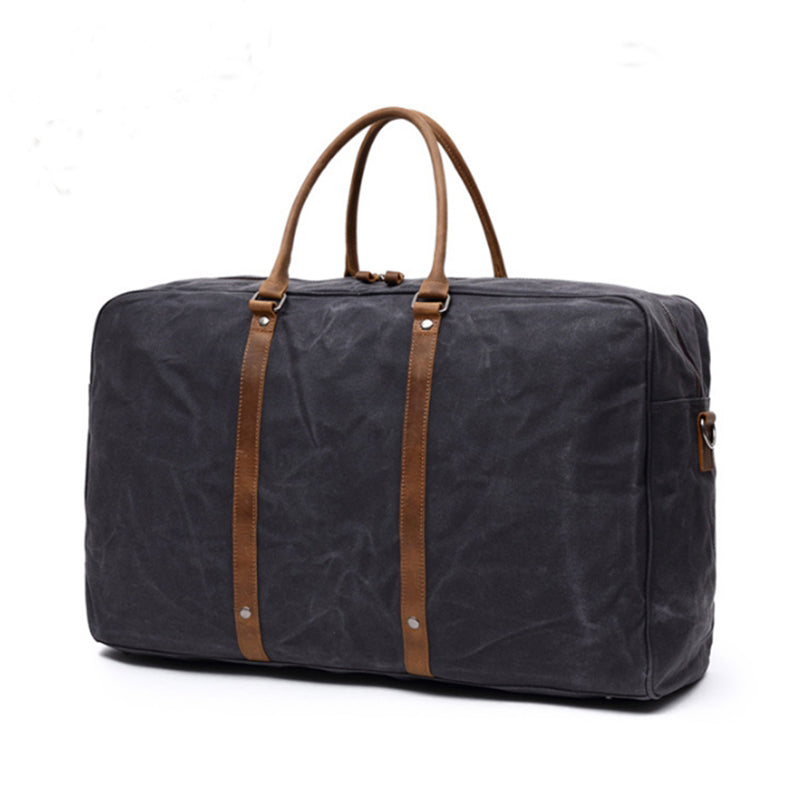 Causal Canvas Duffle Bag, Travel Bag, Luggage Bag - icambag