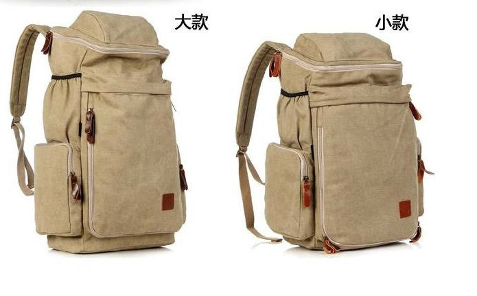 Max Big Bag Backpack School Bag IPAD Laptop Backpack Travel Mountain climbing package DN26S - icambag