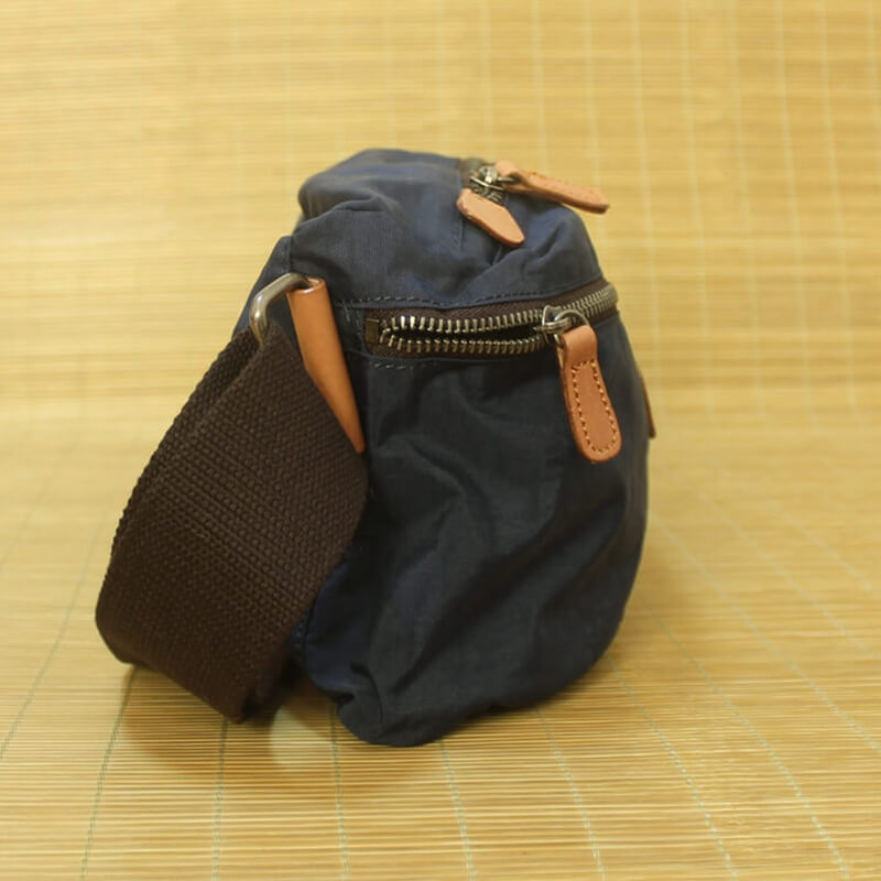 Men' Single Shoulder Bag,Simple Sports Chest Bag,Mini CrossBady Bag 00168 - icambag
