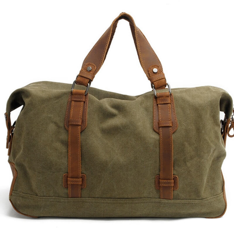 Popular Retro Canvas Messenger Small Travel Bag  82029 - icambag
