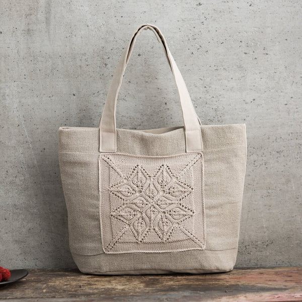 Retro Canvas Handmade Large  Women's Tote Bag 13112 - icambag
