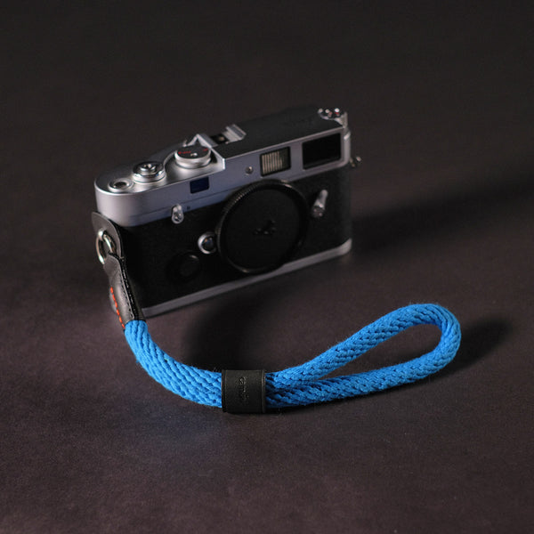 Fashion DSLR Cotton Camera Wrist Strap For Round Hole Camera WS022 - icambag