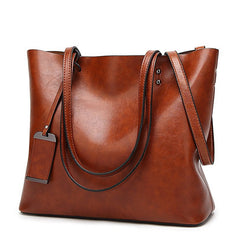 Handmade Women Top Handle Satchel Handbags Shoulder Bag Messenger Tote Bag Purse - icambag