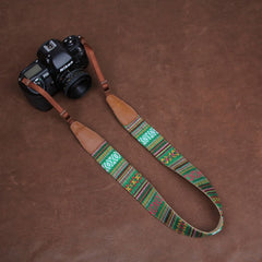 Stripe DSLR Camera Strap DSLR Bohemian Series CS067 - icambag