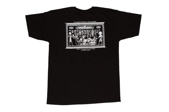 BOOK OF THE DEAD TEE