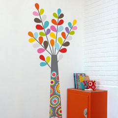 COLOURFUL TREE