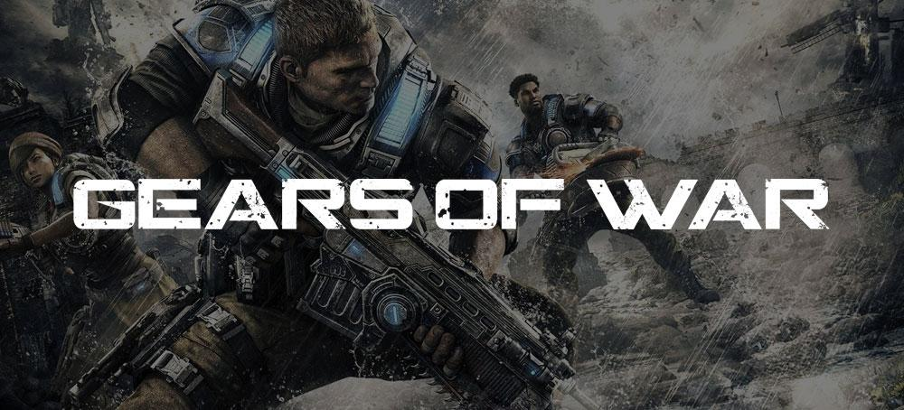 GEARS OF WAR MERCH COLLECTION Fashion, Accessories Or Gifts Collection | Keyomi-Sook