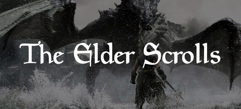The Elders Scrolls POP CULTURE APPAREL & ACCESSORIES | Keyomi-Sook