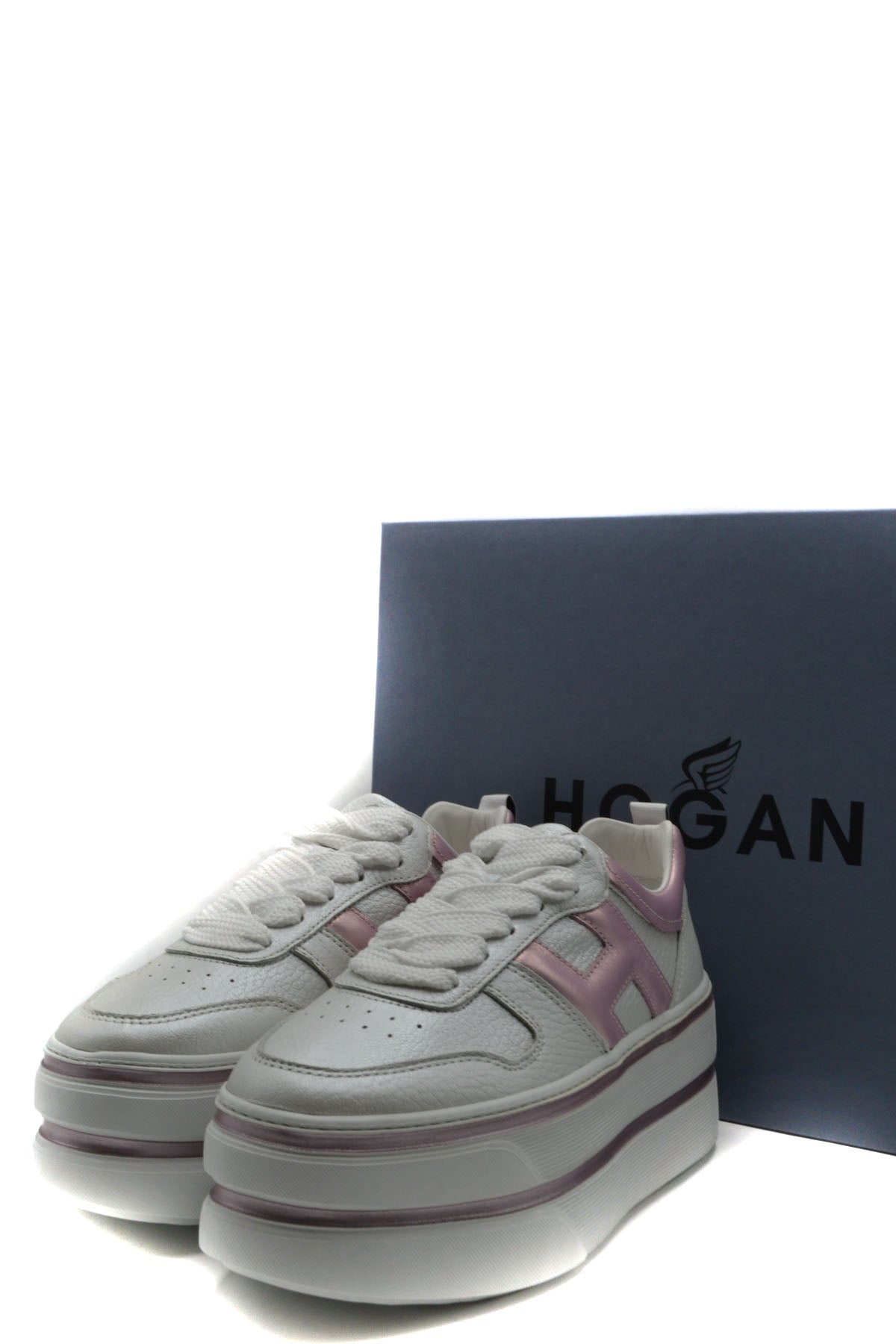 Shoes Hogan-Sports & Entertainment - Sneakers-Product Details-Keyomi-Sook