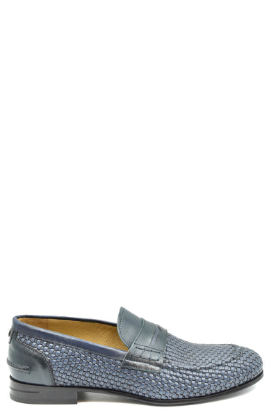 Shoes Brimarts-Men's Fashion - Men's Shoes - Loafers-40-Product Details Terms: New With LabelMain Color: BlueType Of Accessory: ShoesSeason: Fall / WinterMade In: ItalyGender: ManSize: EuComposition: Leather 100%Year: 2019Manufacturer Part Number: B19Ev079-Keyomi-Sook