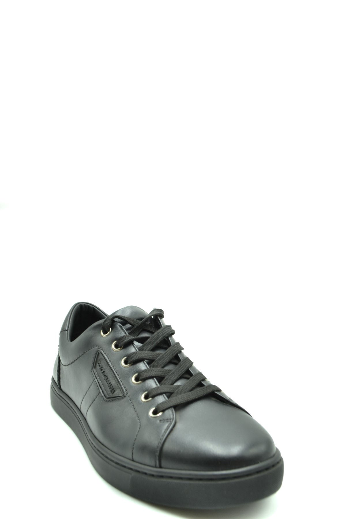 Shoes Dolce & Gabbana-Sports & Entertainment - Sneakers-Product Details Terms: New With LabelMain Color: BlackType Of Accessory: ShoesSeason: Fall / WinterMade In: ItalyGender: ManSize: EuComposition: Leather 100%Year: 2020Manufacturer Part Number: Cs1362 A3444 87581-Keyomi-Sook