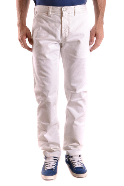 Jeans Bikkembergs-root - Men - Apparel - Denim - Jeans-Product Details Terms: New With LabelClothing Type: JeansMain Color: WhiteSeason: Spring / SummerMade In: ItalyGender: ManSize: UsComposition: Cotton 98%, Elastane 2%Year: 2017-Keyomi-Sook