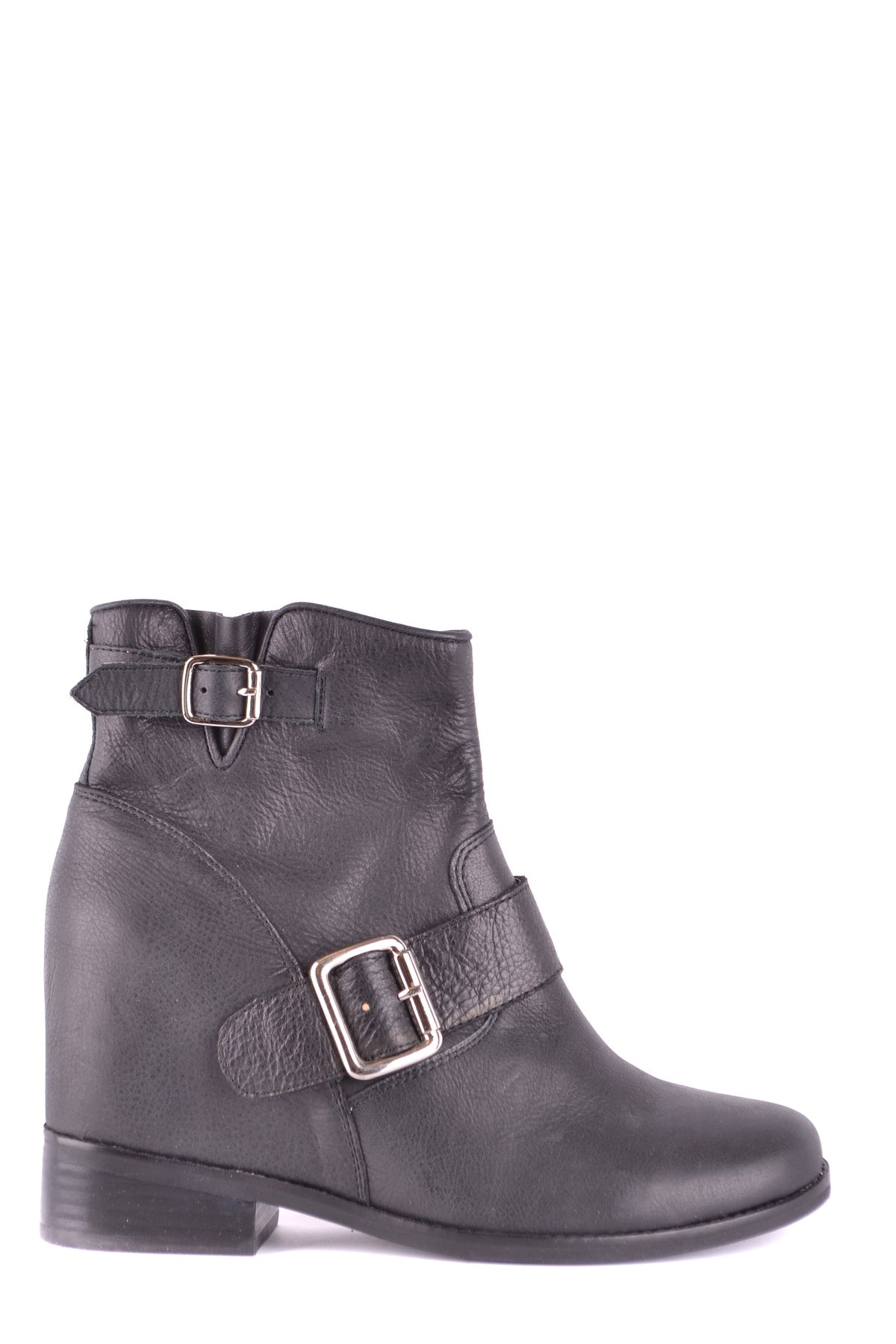 Shoes Jeffrey Campbell-Bootie - WOMAN-39-Product Details Type Of Accessory: ShoesTerms: New With LabelYear: 2017Main Color: BlackSeason: Fall / WinterMade In: ChinaSize: EuGender: WomanComposition: Leather 100%-Keyomi-Sook