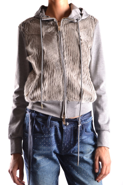 Sweatshirt Dirk Bikkembergs-Women's Fashion - Women's Clothing - Sweaters-Product Details Terms: New With LabelClothing Type: SweatshirtsMain Color: GraySeason: Fall / WinterMade In: ItalyGender: WomanSize: IntComposition: Nylon 25%, Rayon 75%Year: 2017-Keyomi-Sook