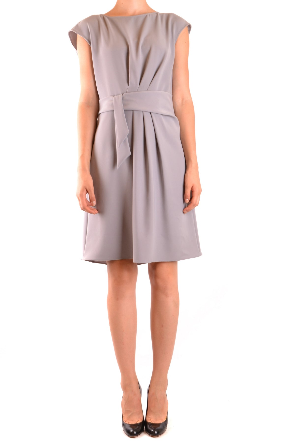 Dress Armani Collezioni-Dress - WOMAN-46-Product Details Season: Spring / SummerTerms: New With LabelMain Color: GrayGender: WomanMade In: ChinaManufacturer Part Number: Vma13T Vm015 628Size: ItYear: 2018Clothing Type: DressComposition: Polyester 100%-Keyomi-Sook