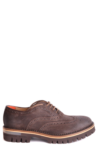 Shoes Brimarts-Men's Fashion - Men's Shoes - Oxfords-40-Product Details Composition: Chamois 100%Size: EuGender: ManMade In: ItalySeason: Fall / WinterType Of Accessory: ShoesMain Color: MarrónTerms: New With LabelYear: 2017-Keyomi-Sook