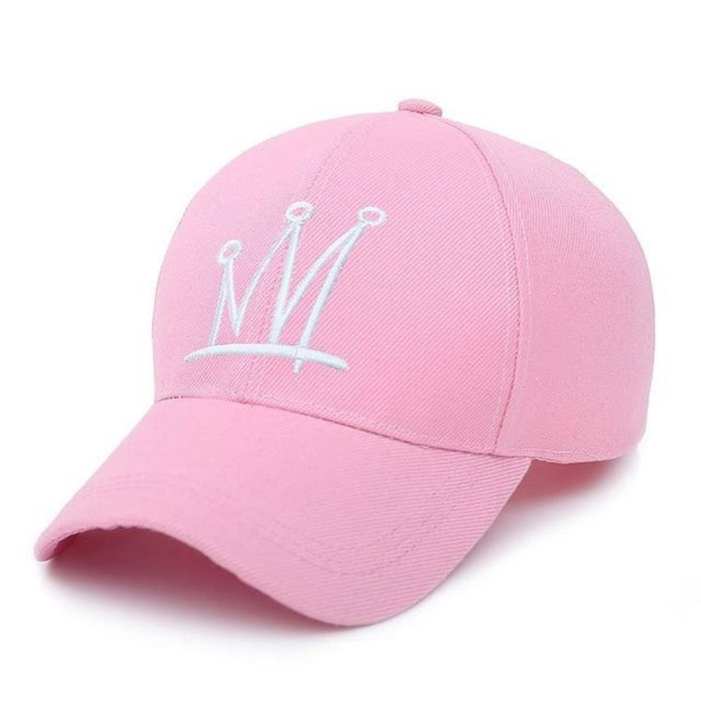 Men & Women's Multicolor Baseball Cap-Men's Baseball Cap-cap007-pink-Product Details: Men & Women's Grinding Multicolor Fitted Cotton Baseball Cap Item Type: Baseball Caps Material: Cotton, Acrylic Hat Size: One Size Style: Casual Pattern Type: Animal Strap Type: Adjustable Color: 51 Colors Optional Cap Circumference: Adjustable / 54 - 62 cm Weight: 90 g-Keyomi-Sook
