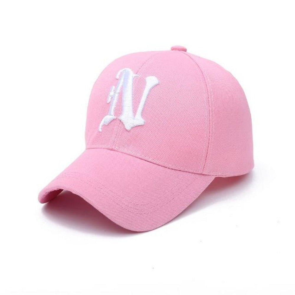 Men & Women's Multicolor Baseball Cap-Men's Baseball Cap-cap009-pink-Product Details: Men & Women's Grinding Multicolor Fitted Cotton Baseball Cap Item Type: Baseball Caps Material: Cotton, Acrylic Hat Size: One Size Style: Casual Pattern Type: Animal Strap Type: Adjustable Color: 51 Colors Optional Cap Circumference: Adjustable / 54 - 62 cm Weight: 90 g-Keyomi-Sook