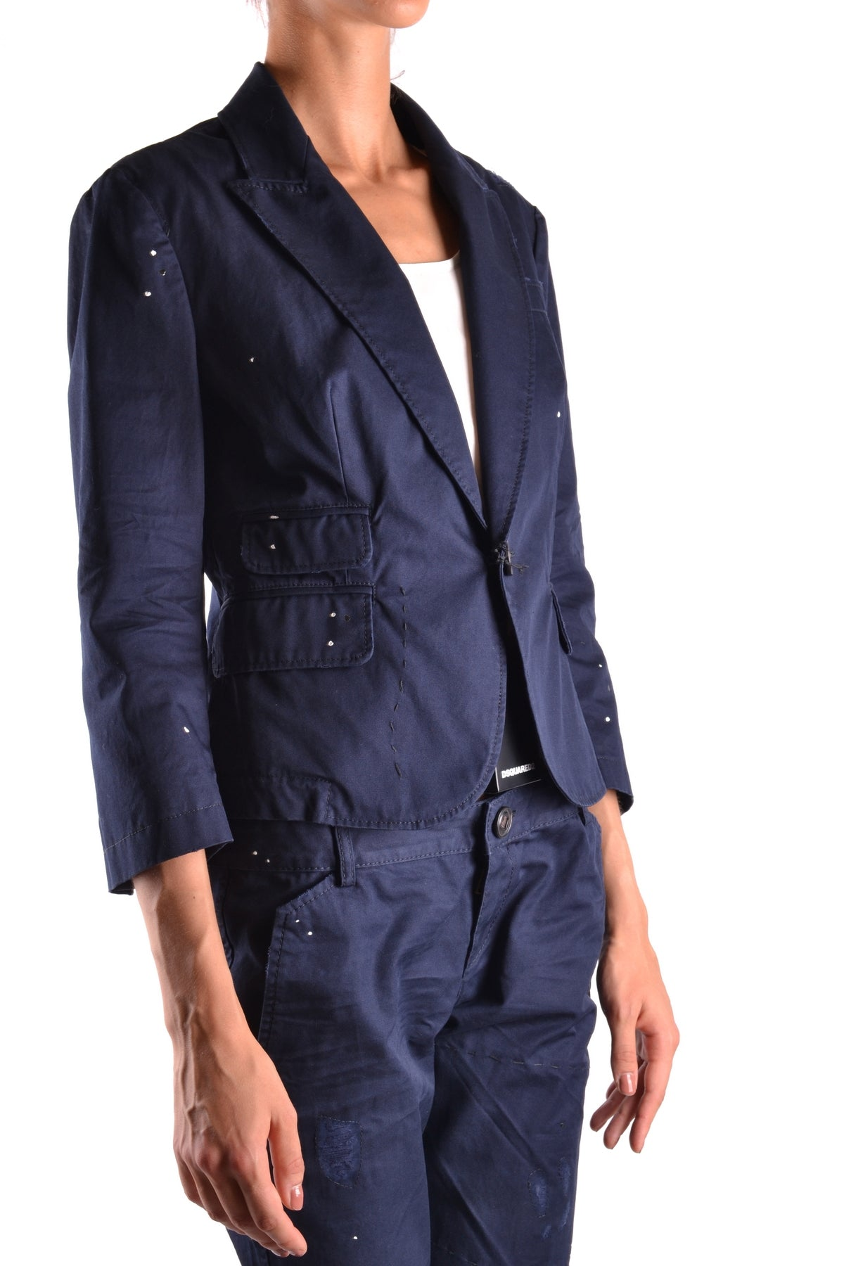 Jacket Dsquared-Jacket - WOMAN-42-Keyomi-Sook