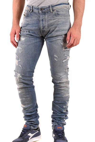 Jeans Diesel Black Gold-Men's Fashion - Men's Clothing - Jeans-32-Product Details Terms: New With LabelClothing Type: JeansMain Color: DenimSeason: Fall / WinterMade In: ItalyGender: ManSize: UsComposition: Cotton 98%, Elastane 2%Year: 2020Manufacturer Part Number: Type-2712-Keyomi-Sook