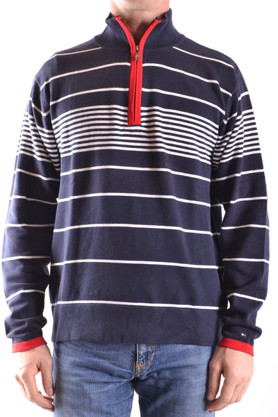 Sweater Tommy Hilfiger Denim-root - Men - Apparel - Sweaters - Other-Product Details Terms: New With LabelClothing Type: Sweater And CardiganMain Color: BlueSeason: Spring / SummerGender: ManSize: IntComposition: Cotton 89%, Elastane 1%, Nylon 10%Year: 2017-Keyomi-Sook