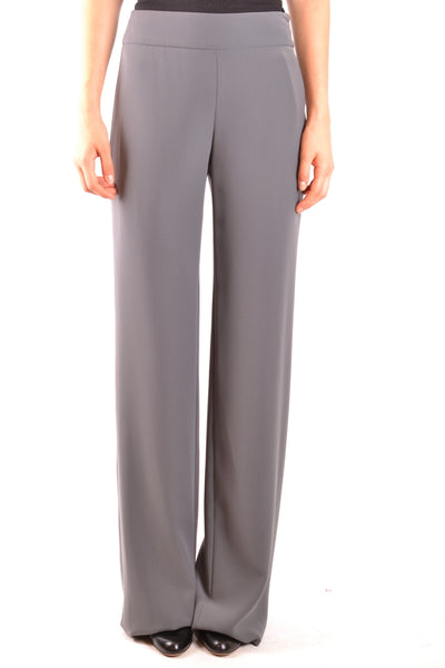 Trousers Armani Collezioni-Trousers - WOMAN-42-Product Details Terms: New With LabelYear: 2018Main Color: GraySeason: Fall / WinterMade In: ChinaManufacturer Part Number: Vmp09T Vm015 628Size: ItGender: WomanClothing Type: TrousersComposition: Polyester 100%-Keyomi-Sook