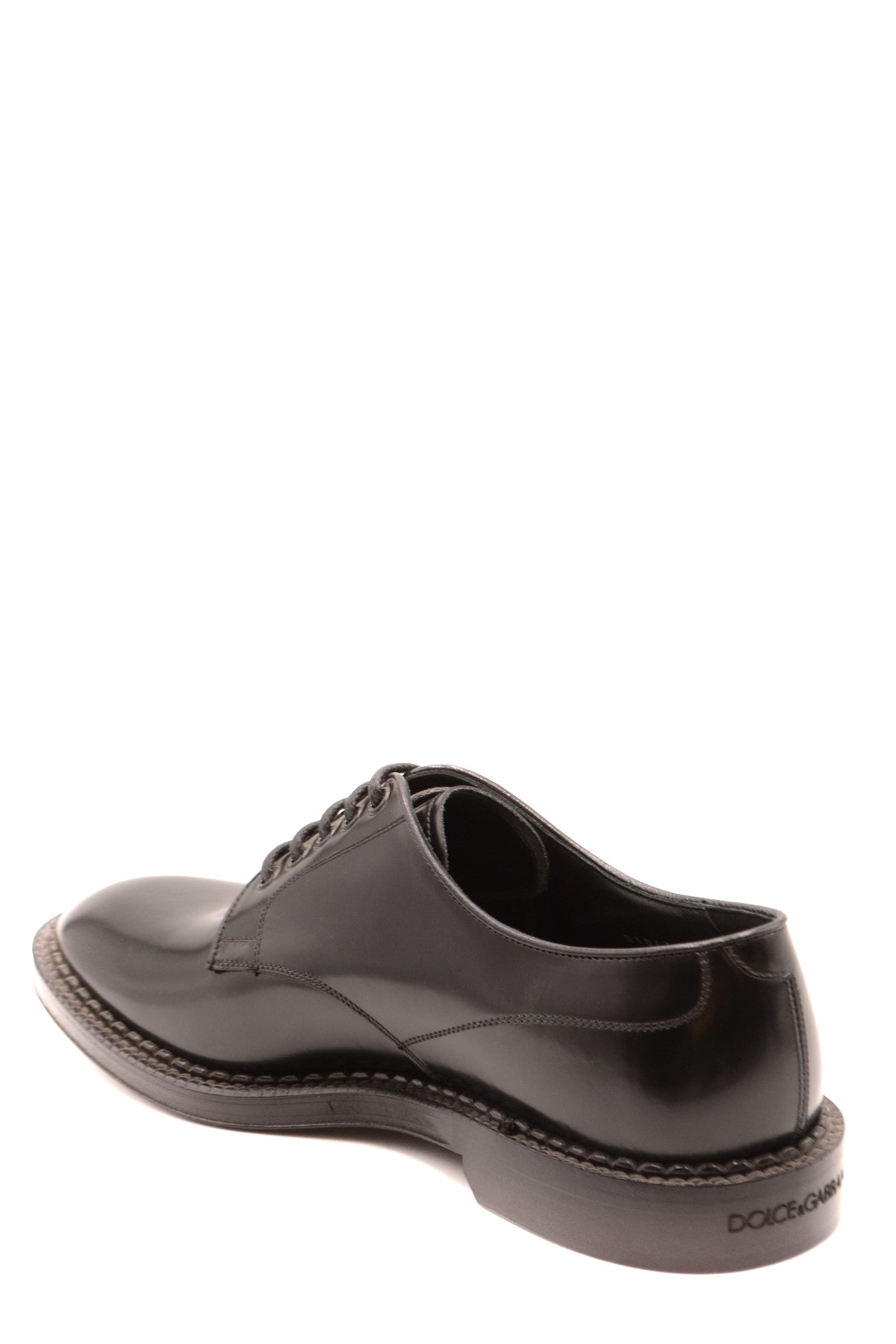 Shoes Dolce & Gabbana-Men's Fashion - Men's Shoes - Oxfords-Product Details Terms: New With LabelMain Color: BlackType Of Accessory: ShoesSeason: Fall / WinterMade In: ItalyGender: ManSize: EuComposition: Leather 100%Year: 2019Manufacturer Part Number: A10471 Aa384 80999 Nero-Keyomi-Sook