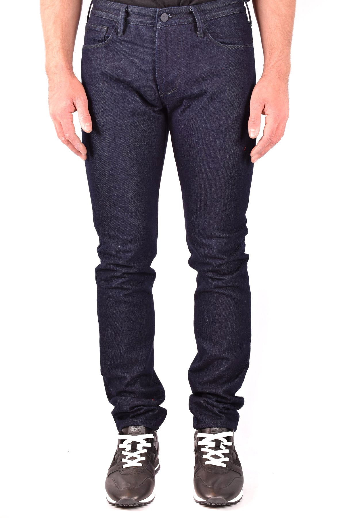 Jeans Emporio Armani-Men's Fashion - Men's Clothing - Jeans-30-Product Details Terms: New With LabelClothing Type: JeansMain Color: BlueSeason: Fall / WinterMade In: BulgariaGender: ManSize: UsComposition: Cotton 100%Year: 2019Manufacturer Part Number: 3H1J06 1D8Sz 0941-Keyomi-Sook