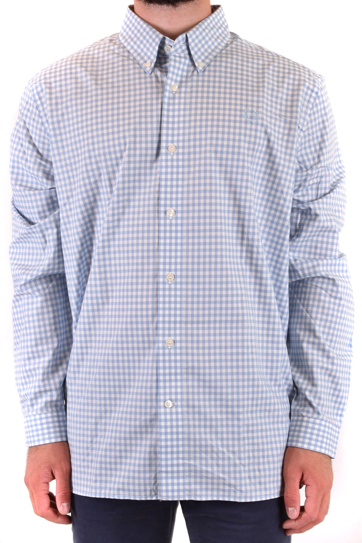 Shirt Fred Perry-Men's Fashion - Men's Clothing - Shirts-XS-Product Details Terms: New With LabelClothing Type: CamiciaMain Color: BlueSeason: Spring / SummerMade In: ChinaGender: ManSize: IntComposition: Cotton 100%Year: 2020Manufacturer Part Number: M5554 144120-Keyomi-Sook