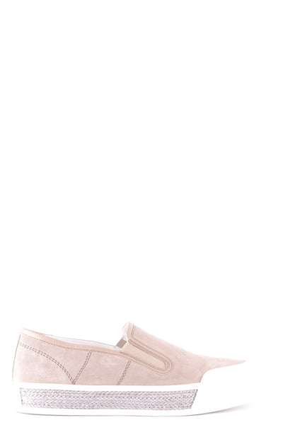 Shoes Tod'S-Moccasins - WOMAN-36-Product Details Type Of Accessory: ShoesSeason: Spring / SummerTerms: New With LabelMain Color: GrayGender: WomanMade In: ItalyManufacturer Part Number: Xxw26A0T542Cm9C415Size: EuYear: 2018Composition: Chamois 100%-Keyomi-Sook